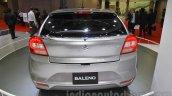 Suzuki Baleno rear at 2015 Tokyo Motor Show