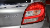 Suzuki Baleno taillight at 2015 Tokyo Motor Show
