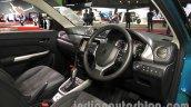 Suzuki Escudo cabin at the 2015 Tokyo Motor Show