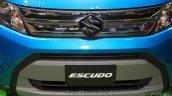 Suzuki Escudo grille at the 2015 Tokyo Motor Show