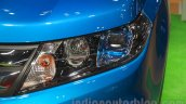 Suzuki Escudo headlight at the 2015 Tokyo Motor Show