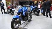 Suzuki Gixxer front quarters at the 2015 Tokyo Motor Show