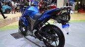 Suzuki Gixxer rear quarter at the 2015 Tokyo Motor Show