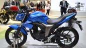 Suzuki Gixxer side at the 2015 Tokyo Motor Show