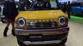 Suzuki Hustler facelift front at the 2015 Tokyo Motor Show