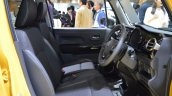Suzuki Hustler facelift front cabin at the 2015 Tokyo Motor Show