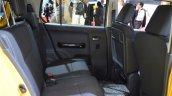 Suzuki Hustler facelift rear cabin at the 2015 Tokyo Motor Show