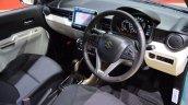 Suzuki Ignis dashboard at 2015 Tokyo Motor Show