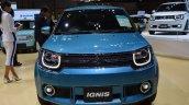 Suzuki Ignis front at 2015 Tokyo Motor Show