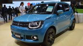 Suzuki Ignis front quarter at 2015 Tokyo Motor Show