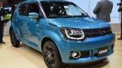 Suzuki Ignis front quarters at 2015 Tokyo Motor Show