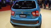 Suzuki Ignis rear at 2015 Tokyo Motor Show