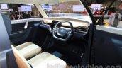 Suzuki Mighty Deck Concept dashboard at the 2015 Tokyo Motor Show