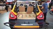 Suzuki Mighty Deck Concept rear deck at the 2015 Tokyo Motor Show