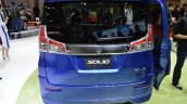 Suzuki Solio Hybrid rear at the 2015 Tokyo Motor Show