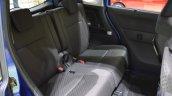 Suzuki Solio Hybrid rear cabin at the 2015 Tokyo Motor Show