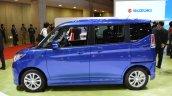 Suzuki Solio Hybrid side at the 2015 Tokyo Motor Show