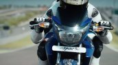 TVS Apache Matte Blue Edition video