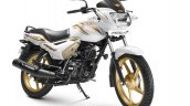 TVS StaR City+ Gold Special Edition