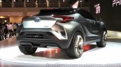 Toyota C-HR concept rear quarter at the 2015 Tokyo Motor Show