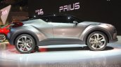 Toyota C-HR concept side at the 2015 Tokyo Motor Show