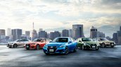 Toyota Crown Athlete new colours official