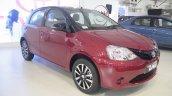 Toyota Etios Liva Limited edition front quarter