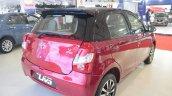 Toyota Etios Liva Limited edition rear quarter