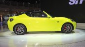 Toyota S-FR concept side angle at the 2015 Tokyo motor show