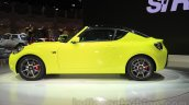 Toyota S-FR concept side at the 2015 Tokyo motor show