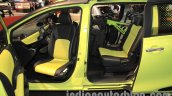 Toyota Sienta Cross cabin at the 2015 Tokyo Motor Show