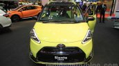 Toyota Sienta Cross front at the 2015 Tokyo Motor Show