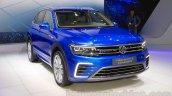 VW Tiguan GTE concept at the 2015 Tokyo Motor Show