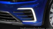 VW Tiguan GTE concept foglight at the 2015 Tokyo Motor Show
