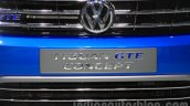 VW Tiguan GTE concept grille at the 2015 Tokyo Motor Show