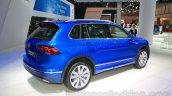 VW Tiguan GTE concept rear end at the 2015 Tokyo Motor Show