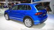 VW Tiguan GTE concept rear quarter at the 2015 Tokyo Motor Show