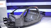 Yamaha Sports Ride Concept carbon tub at the 2015 Tokyo Motor Show
