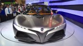 Yamaha Sports Ride Concept front at the 2015 Tokyo Motor Show