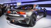 Yamaha Sports Ride Concept rear quarter at the 2015 Tokyo Motor Show