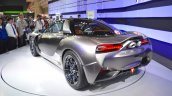 Yamaha Sports Ride Concept rear three quarter left at the 2015 Tokyo Motor Show