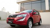 2015 Mahindra XUV500 lower front launched in South Africa