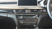 2015 BMW X5 M center console first drive review