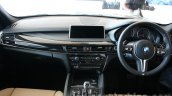 2015 BMW X5 M dashboard first drive review