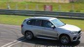 2015 BMW X5 M dynamic shot first drive review