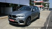 2015 BMW X5 M front quarter (1) first drive review