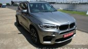 2015 BMW X5 M front quarter first drive review