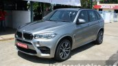2015 BMW X5 M front three quarter first drive review