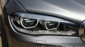 2015 BMW X5 M headlamp first drive review