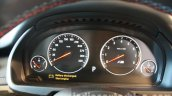 2015 BMW X5 M instrument cluster first drive review